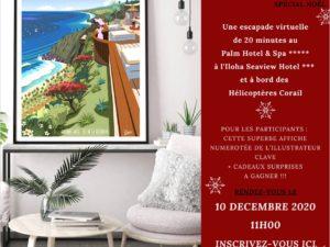 Webinar Noel Ile de la Réunion