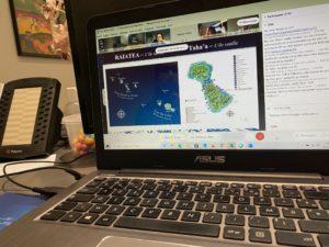 Webinar Polynésie