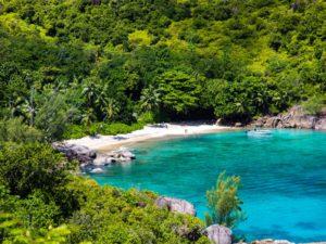 Ouverture Seychelles